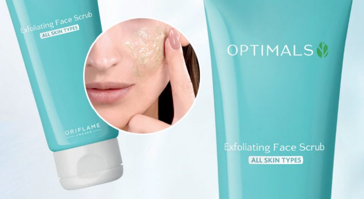 Optimals Facial Scrub