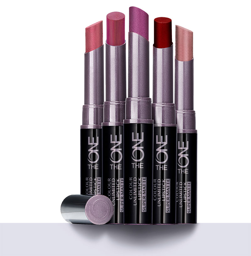 Colour Unlimited Lipstick Super Matte