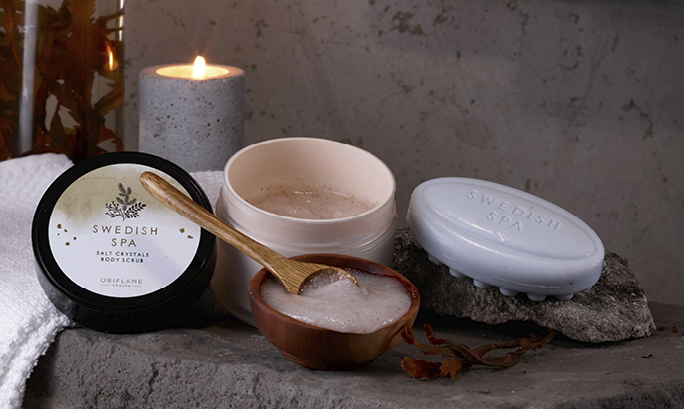 How to Create a Home Spa in a Swedish Way