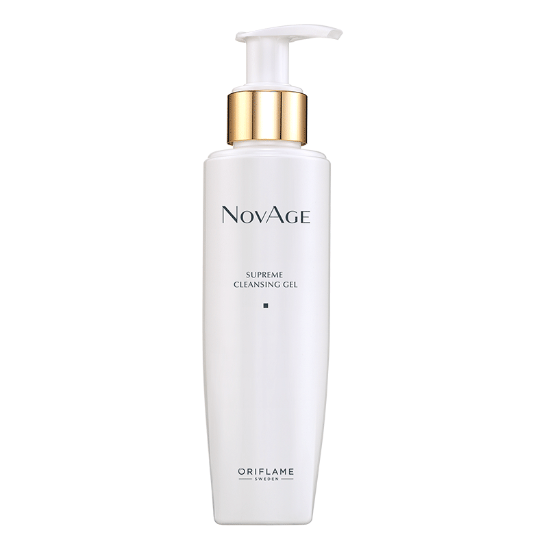 NovAge Supreme Cleansing Gel