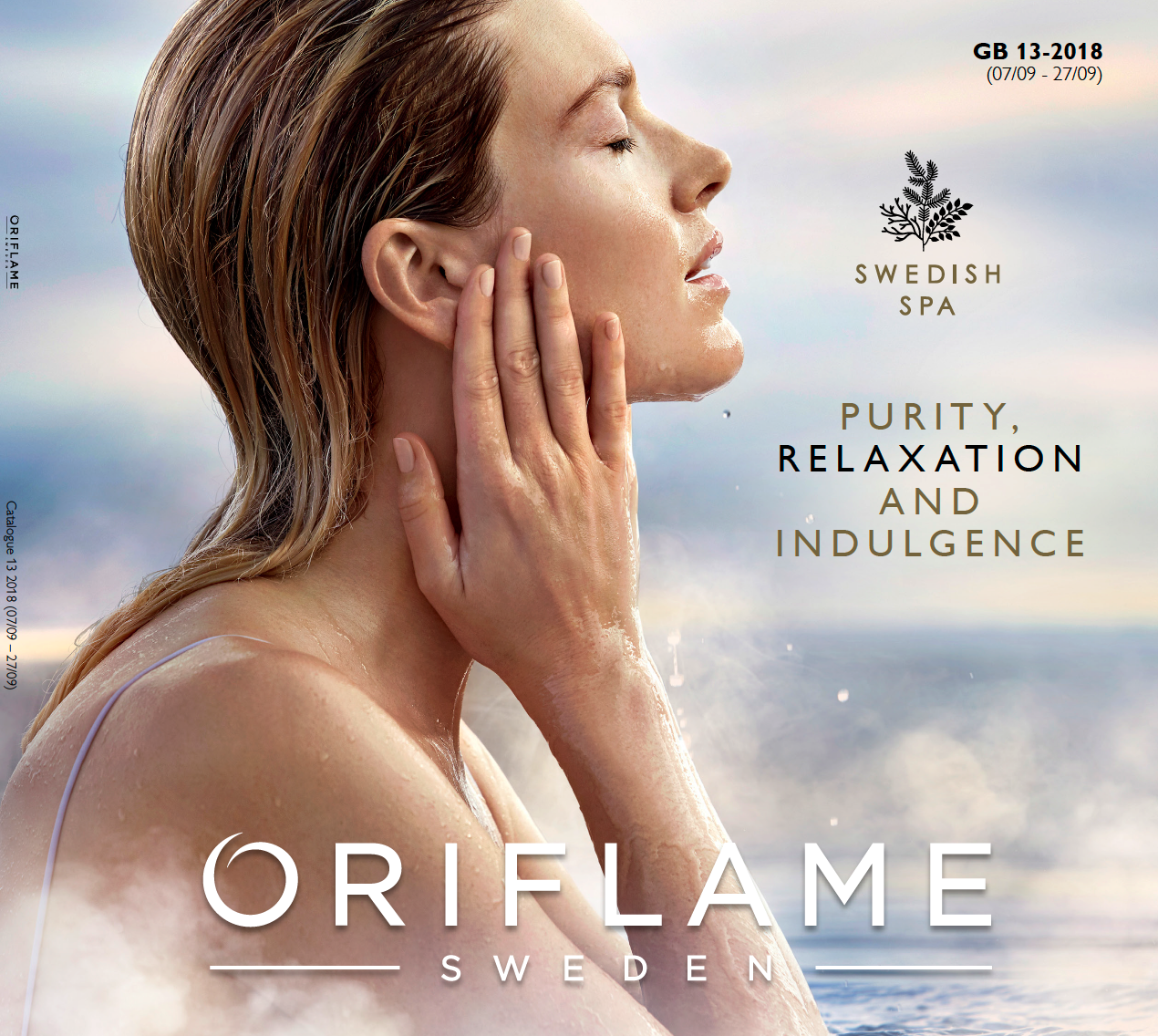 Oriflame Catalogue 13 of 2018