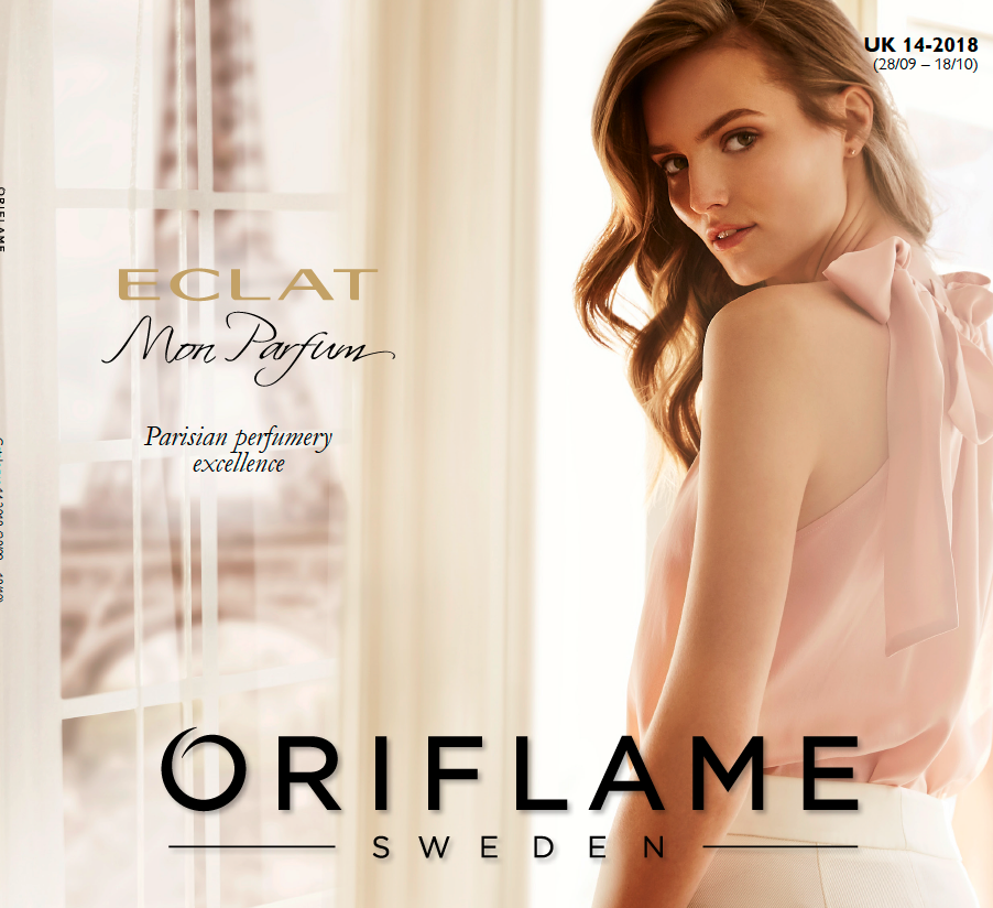 Oriflame Catalogue 14 of 2018
