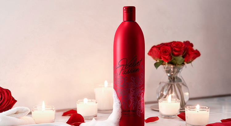 Velvet Passion Bubble Bath