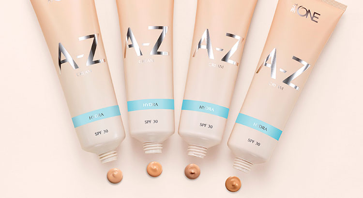 The ONE A-Z Cream Hydra SPF 30 The ONE